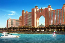 Luxury hotel Atlantis reduced prices  Krivoy Rog!